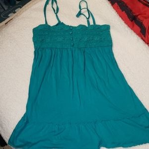 Old Navy Tank Top blue